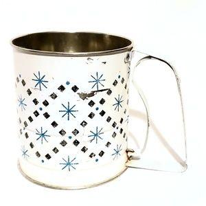 Vintage | 50's Starburst Flour/Sugar Sifter